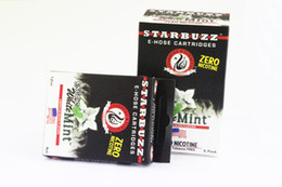 Wholesale Starbuzz E Hose Cartridge Ehose Starbuzz Cartridges Flavour E Hose Starbuzz Mixed Flavors Cartridge Starbuzz for E Shisha Hookah