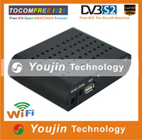 Wholesale receiver vivobox Tocom Free s928s with IKS sks decoder nagra3 stable than azbox hd tocomsat