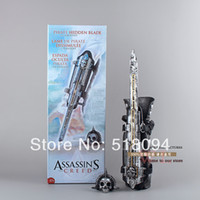 Wholesale NECA Assassins Creed Four Black Flag Pirate Hidden Blade Edward Kenway Cosplay New in Box MVFG123