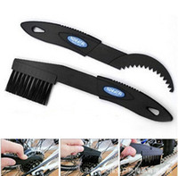 Wholesale Bicycle Chain Cleaner Cycling Bike Machine Brushes Scrubber Wash Tool Kit Mountaineer Bicycle Chain Cleaner Tool kits Free EMS L156