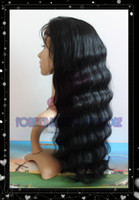 Wholesale Foreverbeautiful Hair Real Images Brazilian Remy Human Hair FULL amp Front Lace wigs Inch Body Wave Fedex Free
