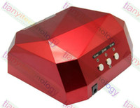 UV+LED Lamp 18W/36W EU Nail Cure Quick Dry Led Nail Dryer LED+UV Lamp Machine Nail Dryer Machine 18W 36W