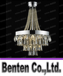 Wholesale LLFA5053 Modern fashion crystal chandelier living room dining room bedroom villa hotel project lamps