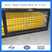 Metal wire mesh fence - Welded Wire Mesh Fence Gate