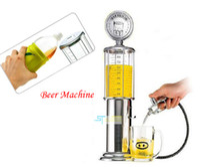 Cheap Hot Toys Single Beer Machine liquid Shots Gun Gas station dispenser beverage Machine Mini water Beer Machine Free shipping