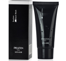 Wholesale Pilaten Blackhead Mask Face Deep Care Cleansing Skin Acne Remover Mud for