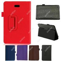 Wholesale S5Q Folding Folio Leather Case For quot Dell Venue Pro Windows Tablet PC AAACWM