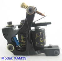 1 Piece aluminum alloy series - Aluminum Alloy Tattoo Machine Gun X Series Supply XAM39