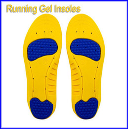 Wholesale 100pairs PU Insole Cushioning Inserts Memory Foam Sports Insoles Athletic Shoe Pads