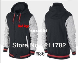 Wholesale Brand new fashion mens long sleeve mens long sleeve hoodies sweatshirt polo style jordans outwear size S M L XL XXL