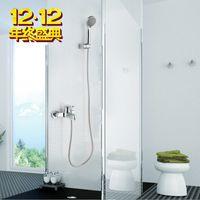 Wholesale Bathroom shower set copper bathroom shower set faucet simple shower set