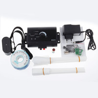 Wholesale 1pc Pet Dog Invisible Electric fence Controller Underground System With Collar for dogs