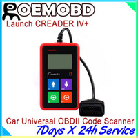 For BMW new car launch - X Creader four plus multi language Launch X431 CREADER IV Car Universal Code Scanner New Arrival lower price promotion