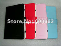 android tablet dropship - 7 inch Leather Case for Tablet PC Mini PC Android Tablet Dropship