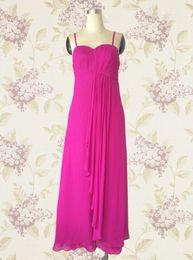 Wholesale 2014 Spring Summer new prom party dress birdmaid slim dress chiffon