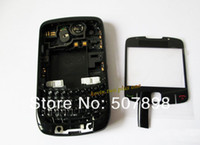 Wholesale 5PCS Original new Full Housing Cover Case Replacement For BB with keypad