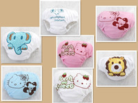 disposable baby diapers - 2015 Sale Real Adult Disposable Diaper Incontinence Mix Color Babies Infant Toilet Pee Cartoon Children Underwear