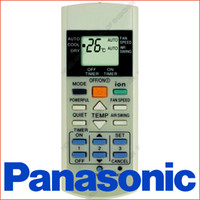 Wholesale Panasonic Air Conditioner Remote Control A75C2598 Air Conditioning Parts