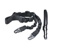 Wholesale Adjustable Tactical AR15 M4 Tactical Two Point Bungee Sling for Rifle Airsoft
