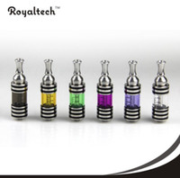 Replaceable 3.0ml Metal Original Innokin Iclear 30B Atomizer 1.5 2.1ohm Dual Coil Iclear 30B Clearomizer Fit Cool Fire E cig new Itaste MVP VTR SVD 134