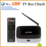 Quad Core Included 1080P (Full-HD) XBMC Installed T-R42 Bluetooth RK3188 Quad Core Android Mini PC CS918 Google Smart TV BOX 4.2 2GB DDR3 RAM 8GB WIFI Airplay DLNA Miracast Q7
