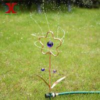 Wholesale garden pots amp planters degree rotating the sprayer lawn sprinkler