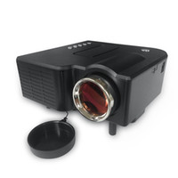 Wholesale UC28 with HDMI Mini Micro AV LED Digital Video Game Projectors mini proyector pico projetor Multimedia player Inputs AV VGA USB SD