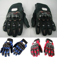 Wholesale Motorcycle Racing Accessories amp Parts Bike Bicycle Full Finger Protective Gear Gloves Free Drop Shipping
