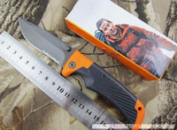 Wholesale Camping Survival Knife Bear Folding Knives Compact Scout Pocket