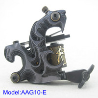 aluminum casting supplies - Light Aluminum Alloy Tattoo Machine Gun A Series Supply AAG10 E