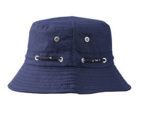 Wholesale Outdoor Sun Hat Summer Necessary Men and Women Beach Fisherman