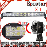 Wholesale NEW V W LED LIGHT BAR V FLOOD SPOT COMBO LED WORK LIGHT BAR LED DRIVING LIGHT FOR OFFROAD ATV x4 TRUCK BOAT TRACTOR MARINE