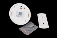 Wholesale UFO WIFI Camera STK3350 Wifi Smoke Detector Camera with P2P Function Hot Sale