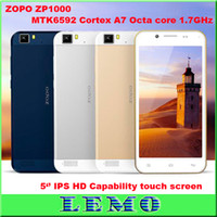 Cheap Zopo zopo mobile phone Best 5.0 Android smart phone
