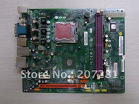 Wholesale For MCP73T AD ACER Aspire X1800 x1700 Desktop Motherboard Nvidia LGA DDR2 mainboard