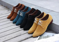 Wholesale 2014 fashion Man fashion designer Shoes men s leather Business oxfords office pointed dress shoes