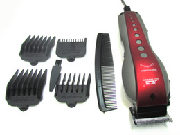 1 Pro Hair clippers Professional super Hair Trimmer UK.EU.US plug,110V and 220V Free shipping