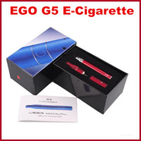 Cheap ago G5 Electronic Cigarette with new Pen Dry Herb Vaporizers Suit for Liquid Herb Cut tobacco E Cigarette
