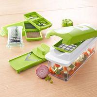 Wholesale Fruit Vegetable Nicer Dicer Kitchen Tools Cutter Plus Chop Peeler Chopper Fruit Vegetable Tools