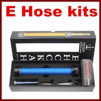 E Hookah Vaporizer E Hose Kits 3. 5V 2250mah Battery E Cigare...