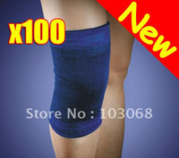 Wholesale New And Hot Elastic Sport Knee Brace Pad Knee Support Protector Kneepad Strap