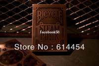 Wholesale Original Genuine Bicycle Steampunk Deck Poker Playing Cards