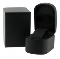 Black ar post - AR Watch original Box in Perfect Condition Keep Your Watch Safe Gift packaging HongKong Post