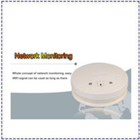 Wholesale Wireless wifi ip Remote Control Smoke Detector Alarm HD Camera Home Security Mini DVR Hidden Camera Motion Sensor smoke wifi spy camera Z1