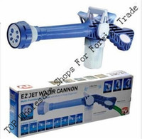 Wholesale SET EZ JET WATER CANNON WATER GUN HIGH QUALITTY MULTIFUNCTION CAR WASHER GUN SKU F065