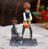 Multicolor PVC Key Anime Katekyo Hitman Reborn Sawada Tsuna PVC Model Figure New in box 7'' 18cm RBFG001