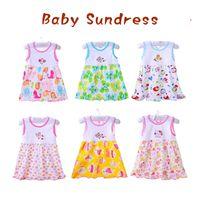 Cheap TuTu Kids Clothing Best Summer Straight Baby jumper skirt