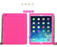 Famous Luxury bag silicone case cover For ipad air ipad5+ 2 ...