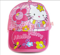 Cheap 2014 hot Cartoon snapback hats kids children princess baseball cap 20pcs lot free shipping