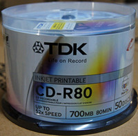 Wholesale New X MB Mins CD CD R CDR Blank Disk Recordable Disc Media Storage Pack dandys